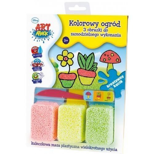 Kolorowy Ogród - kuleczkowa masa plastyczna ASTRA