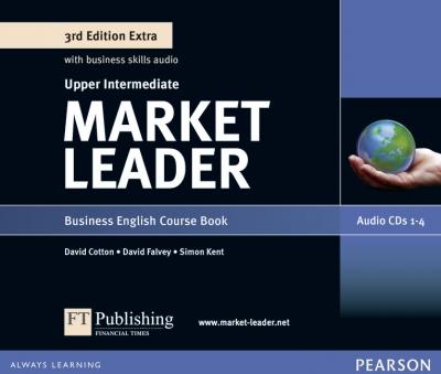 Market Leader 3Ed Extra Upper-Intermediate CD