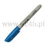 Marker pemanentny Titanum niebieski (PY1002-GY)