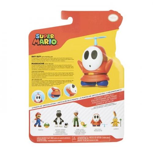 Super Mario Figurki 10 cm z elementami ruchomymi S22 Ast. - Dostępność 2/04