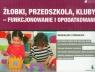 Żłobki, przedszkola, kluby - funkcjonowanie i opodatkowanie Stawiarska Magdalena