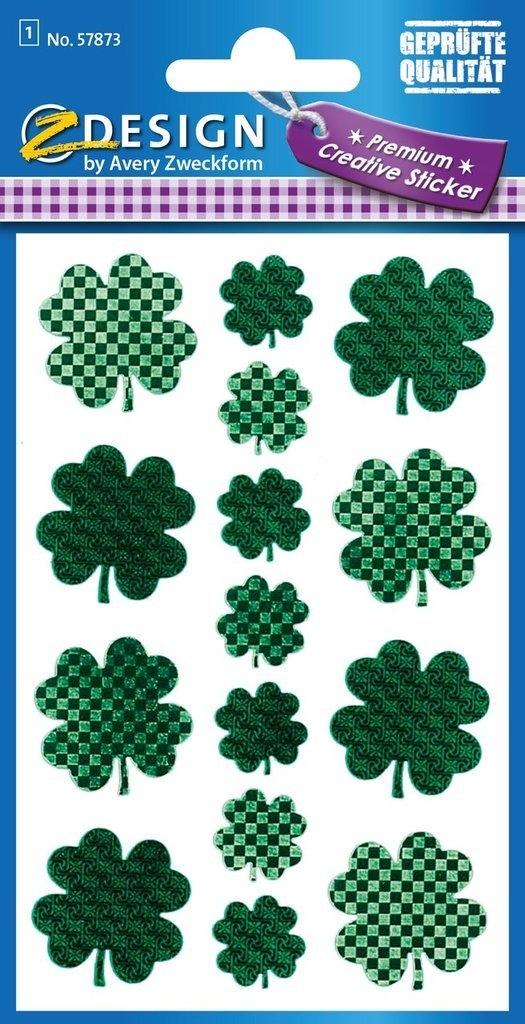 Naklejki foliowe - Koniczynka (57873)