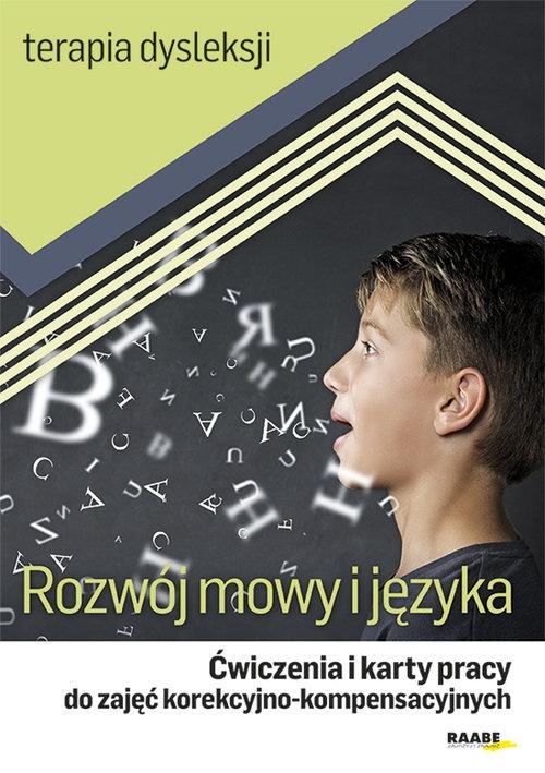 Terapia dysleksji Rozwój mowy i języka Gosik Justyna