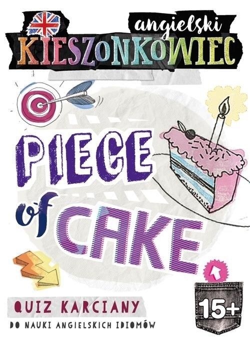 Kieszonkowiec angielski Piece of Cake (15+)