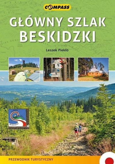 Przewodnik turystyczny - Główny Szlak Beskidzki Leszek Piekło