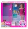 Barbie lalka w łazience DVX51