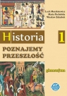 Historia GIM 1 Poznajemy przeszłość podręcznik SOP Lech Moryksiewicz, Maria Pacholska, Wiesław Zdzia