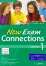 New Exam Connections 1 Starter Student's Book 2 w 1 Pye Diana, Spencer-Kępczyńska Joanna, Kętla Dariusz