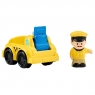 FISHER Little People Taxi (CDY06/CDH60)