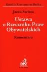 Ustawa o Rzeczniku Praw Obywatelskich Komentarz