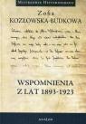 Wspomnienia z lat 1893-1923