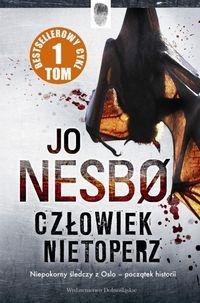 Człowiek nietoperz Nesbo Jo