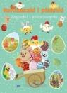Kurczaczki i pisanki. Zagadki i kolorowanki