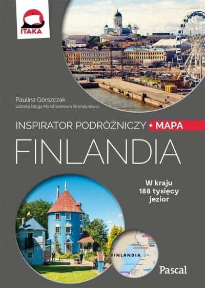 Finlandia Inspirator podróżniczy Górszczak Paulina