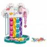 Lego DOTS: Tęczowy stojak na biżuterie (41905) Wiek: 6+