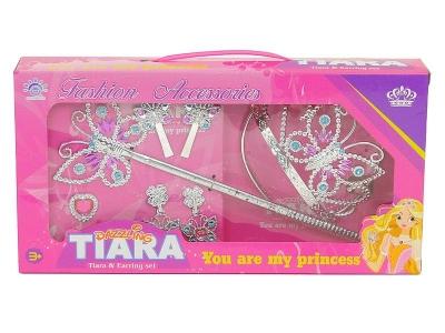 Zestaw piękności Adar biżuteria księżniczki (508736)