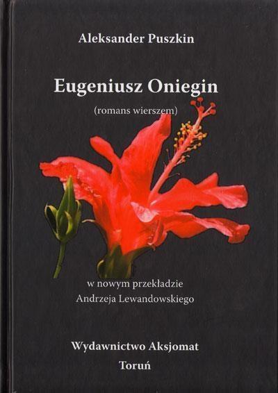 Eugeniusz Oniegin (Uszkodzona okładka) Puszkin Aleksander