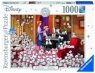 Puzzle 1000: Walt Disney. 101 Dalmatyńczyków (13973)