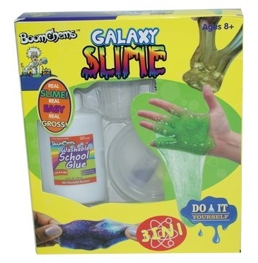 Zestaw Slime - Duży z brokatem (000474)