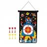 Magnetyczna gra w rzutki - Roboty (J02073) Wiek: 4+