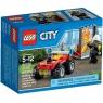 LEGO City Strażacki quad (60105)