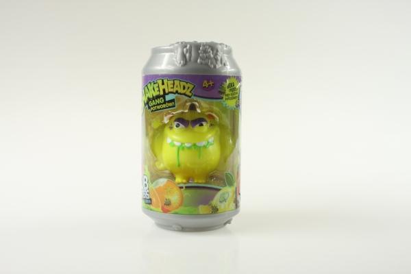 Gang Potworów: Cuchnący Mat - żółty