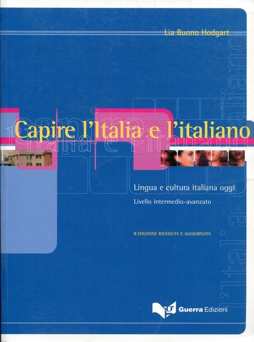 Capire l`Italia e l`italiano Hodgart Lia