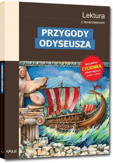 Przygody Odyseusza Barbara Ludwiczak