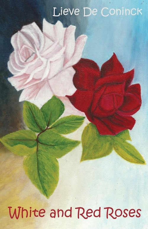 White and Red Roses De Coninck Lieve