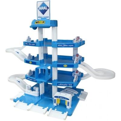 Parking samochodowy Wader-Polesie parking aral 2 4 poziomowy (46086)