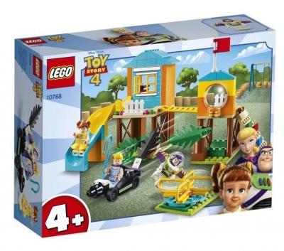 Lego Juniors: Toys Story 4 - Przygoda Buzza (10768)