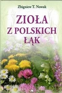 Zioła z polskich łąk Nowak Zbigniew T.