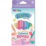 Kredki dwukolorowe Colorino Pastel, 12 szt./24 kolory (87737PTR)