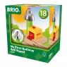 Brio World: Mój pierwszy dzwonek (63370700)Wiek: 1,5+
