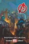 Avengers -  Dostosuj się lub zgiń Tom 5 Hickman Jonathan