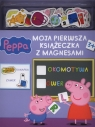Świnka Peppa Moja pierwsza książeczka z magnesami
