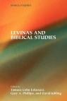 Levinas and Biblical Studies