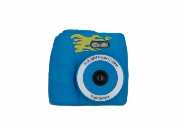 Cyfrowy aparat fotograficzny Hot Wheels (HT-KIDCAM20-B)