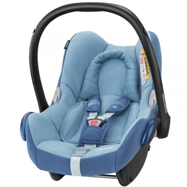 Fotelik Cabrio Fix Frequency Blue 0-13 (8617412121)