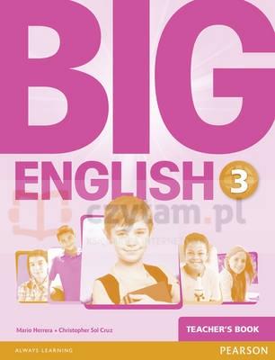 Big English 3 TB Mario Herrera, Christopher Sol Cruz
