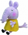 Maskotka Beanie Babies Świnka Peppa - Słoń Emily 15 cm (TY 46173)