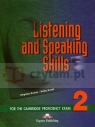 CPE Listening & Speaking Skills 2 SB. Virginia Evans, Sally Scott