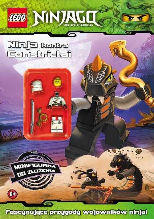Lego Ninjago Ninja kontra Constrictai (LNC5)
