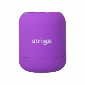 Pojemnik na długopisy fioletowy STRIGO