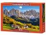 Puzzle Santa Maddalena in Val di Funes Italy 500 (B-52738)
