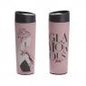 Kubek termiczny Barbie - Glamorous pink 400ml