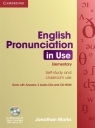 English Pronunciation in Use Elementary Book with answers + CD Marks Jonathan