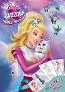 Barbie Gwiezdna przygoda Kolorowanka i naklejki