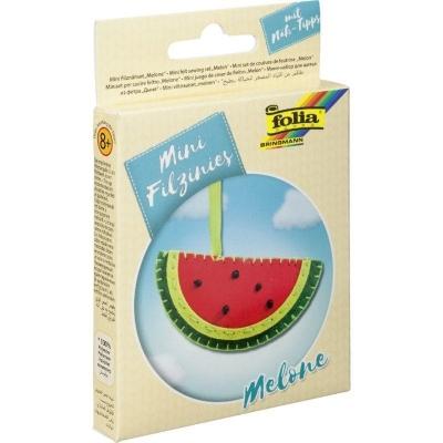 Zestaw filcowy Melon