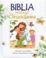 Biblia małego Chrześcijanina - Biała w.2016 praca zbiorowa